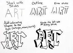lettering for graffiti art Banksy Graffiti, Graffiti Artwork, Graffiti Lettering, Street Art Graffiti, How To Graffiti, Grafitti Letters, Graffiti Text, Graffiti Writing, Graffiti Tagging