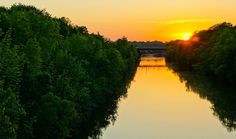 Erie Canal, Rochester, NY