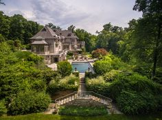 Luxury real estate in Armonk NY US - Grandeur in Conyers Farm - JamesEdition- THIS!!!!