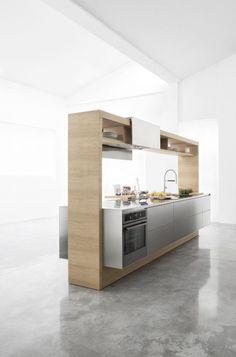 Polaris / Cucine / Archea / Descrizione