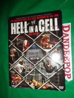 WWE Hell In A Cell 3 Disc Wrestling DVD Movie set find me at www.dandeepop.com