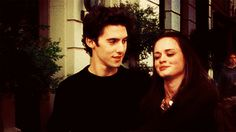 "The way Jess showed Rory affection was completely unparalleled. | 36 Times Jess Mariano Completely Melted Your Heart On ""Gilmore Girls"""