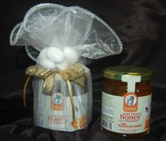 Sweet as Honey Gift Boubou (Wedding)