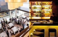 indoor restaurant interior design