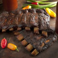 "Beef Ribs / Riscky's BBQ, Fort Worth TX / Food Paradise, ""Big Beef Paradise"", Travel Channel"