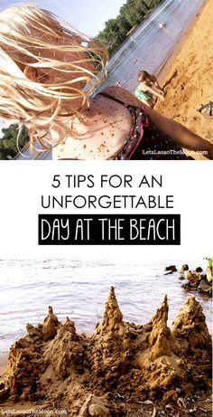 5 Tips for an Unforgettable Day at the Beach *love #5