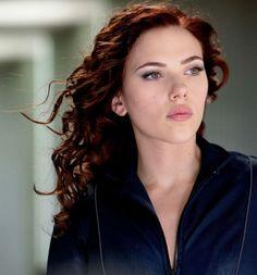 Scarlett Johansson - :3 - Auburn Hair