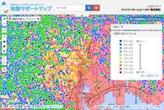 地盤サポートマップ