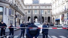 """The man suspected of trying to attack a group of soldiers and police officers with a machete in a mall beneath the Louvre Museum in Paris has been identified as a 29-year-old Egyptian who was in the country on a tourist visa, Paris prosecutor Francois Molins said Friday evening. Molins said the attacker, who was not named, was carrying 15-inch military machetes in each hand and lunged at four soldiers while shouting """"Allahu Akbar"""" (""""God is great"""" in Arabic). The suspect wo..."""