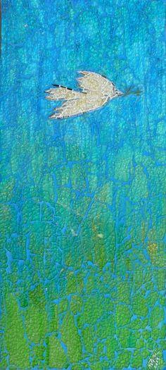 Fine Art Shattered Glass Mosaics