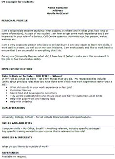 There are a lot of resources on internet for Resume Templates and Examples. I have tried to compile a good set of internet sites that you can get some help: Resume Templates: R… Cv Template Student, Cv Template Uk, Invoice Template, Resume Templates, Professional Cv Examples, Student Cv Examples, Free Resume Examples, Student Resume, Job Resume