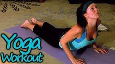 Beginners Yoga Workout by Dena | Weight Loss Training at Home Psychetruth Fit, via YouTube.