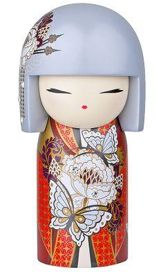 Kimmidoll - Figurines en édition limitée Swarovski de 15 cm. 45 euros*. ©Kimmidoll distribué par Graine d'Intérieur (Part-Dieu)