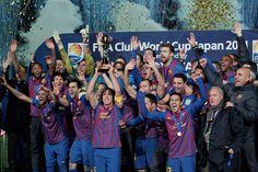 Club World Cup Barcelona 2011 Davis Cup, Club World Cup, World Cup Winners, World Cup Final, Photo L, Fc Barcelona, Football Players, Messi, Fifa