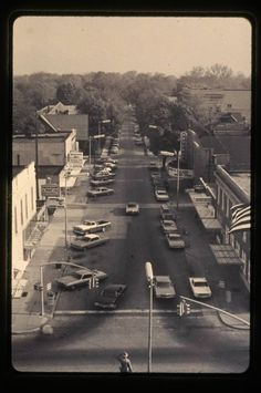 1970s Franklin Indiana Fire History Childhood