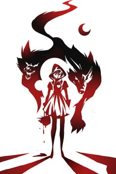 Little Red Riding Hood by Sho Murase