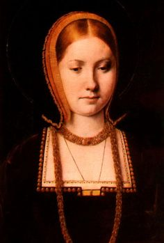 Catalina de Aragón, queen of England