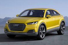 Audi TT offroad Concept car