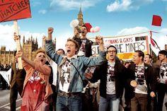 Miners' strike drama Pride is named best film at the British Independent Film Awards, with Andrew Scott and Imelda Staunton winning prizes for their roles in the film. Andrew Scott, George Mackay, Billy Elliot, Pride Movie, Movie Tv, Pride 2014 Film, Margaret Thatcher, Mtv, Imelda Staunton