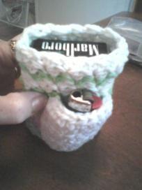 Free Crochet Pattern For Cigarette Case : Cigarette case, Crochet and Cases on Pinterest