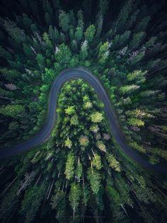 Birds Eye Aerial Photography Taken Around Oregon California Utah And Iceland