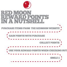 Red Moon Reward Points from @redmooncatering http://redmooncatering.co.uk