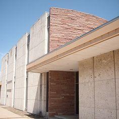 Mid Century Modern Bank Building
