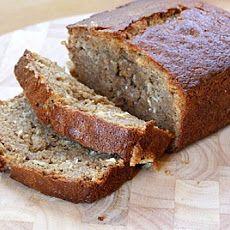 King Arthur Flour Applesauce- Oatmeal Bread