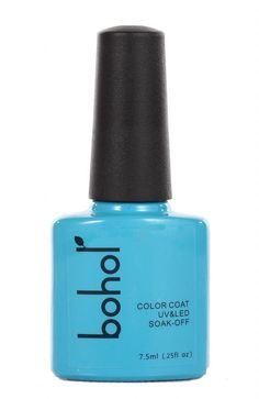 Shellac UV Gel Nail Polish Color Coat - Cerulean Sea * To view further for this item, visit the image link.
