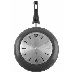 What better way to tell the time when you're cooking up a storm in your kitchen than with the Wok Kitchen Wall Clock? You won't be able to use the wok on this clock as a backup in case all your woks are in use, but the clock will make for a fantastic conversation starter and is a total