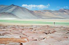 Atacama: lagunas, salares y piedras de un paisaje extremo