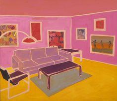 ANTON HENNING  Interieur No 81, 2001