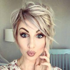 Sexy kurze Frisuren für stilvolle Frauen - wirklich weiblich