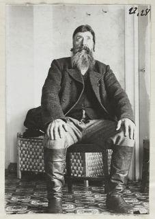 Iivana Onoila 1908, kuva Samuli Paulaharju