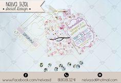 Invitación para Despedida de Nelva Itzel Social Design   Foto 66