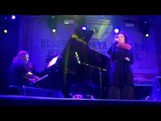 """Antonella Ruggiero e Mark Harris """"Amore lontanissimo"""" Bari, 24.4.2013"""