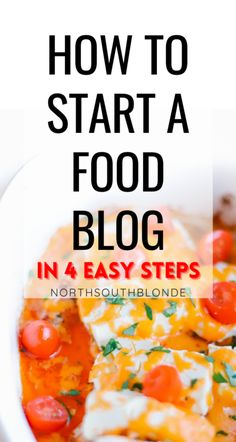 A beginners guide to starting a food blog in only four easy steps! Start a blog from scratch using WordPress and a self hosted website and turn your dream into reality. WordPress.org | Self Hosted Website | Food Blog | Recipe Share | WordPress Plugins | Make Money From Home | Work From Home | Earn an Income | Make Money Blogging | Blogging Tips | Step By Step | Beginners Guide | Bluehost | Food Themes | Food Blogs | Wordpress Org, Wordpress Plugins, Recipe Share, Your Recipe, Healthy Recipes For Weight Loss, Clean Eating Recipes, Make Money Blogging, How To Make Money, Love Food
