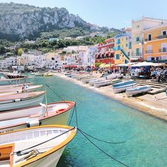 The bright scenes from Studio DIY's travels to Capri will trigger wanderlust. Don't say we didn't warn you.