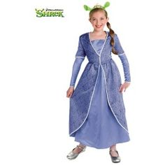 Deluxe Princess Fiona Costume for Girls - product - Product Review