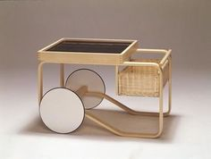 Artek Tea Trolley 900 | 2Modern Furniture & Lighting