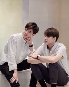 Tin and Can & Plaen My Kind Of Love, Just Love, Line Tv, Taiwan Drama, Cute Gay Couples, Japanese Drama, Thai Drama, Asian Actors, Fujoshi