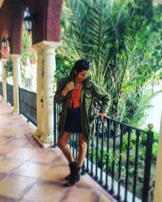 Mi sahariana Chic - Temporada: Otoño-Invierno - Tags: #sahariana#tendencia#moda#🍁 - Descripción: Mi look sahariana