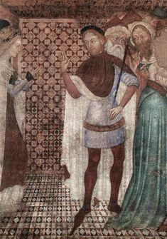 1390, Italy.