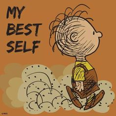 Be your best (messy) self.