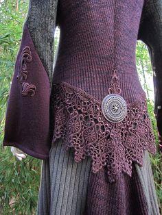 Sweater Coat #64 - Ipseity Designs