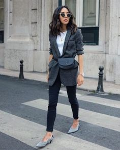 The Classics, Reinvented: 6 ways to Style a Blazer - Wit & Delight