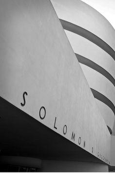 Guggenheim Museum #bw @blackwhitepins