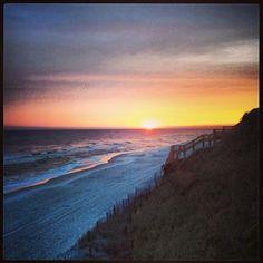 sunrise in flordia
