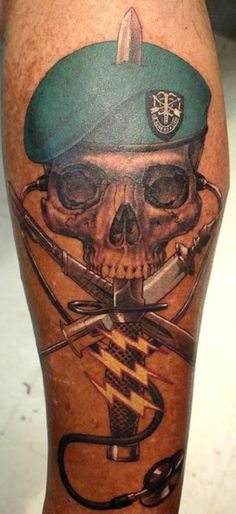 medic tattoo...De oppresso liber! - if I ever go into the military, more specifically special forces
