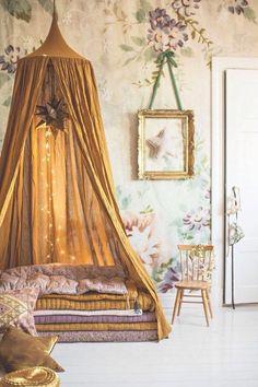 Фото из статьи: Модная детская комната: советы по декору